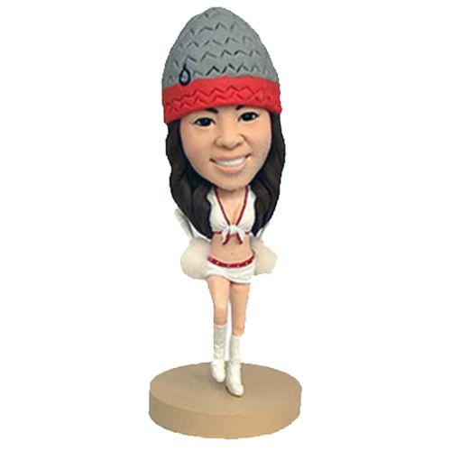 Photo of Cheerleader Bobblehead