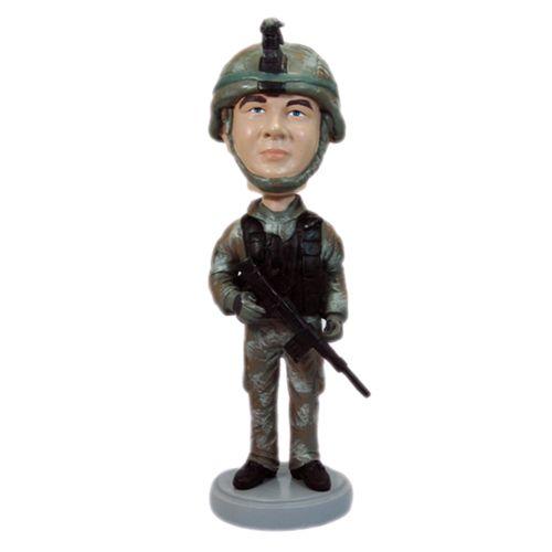 Photo of Military Bobblehead