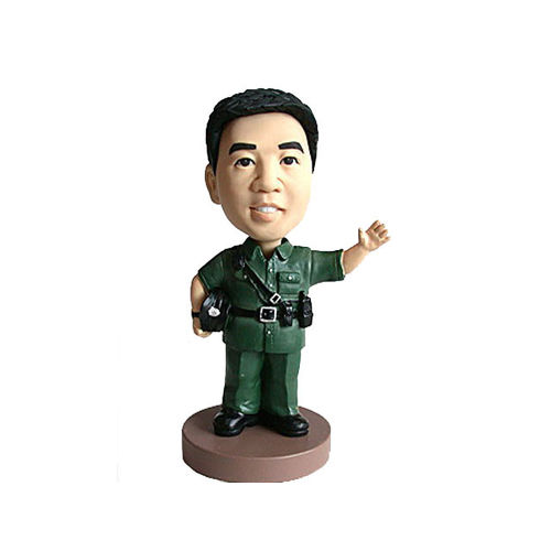 Photo 1 of Soldier Bobblehead