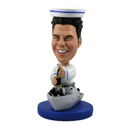 Photo of Sailor In the Navy Bobblehead