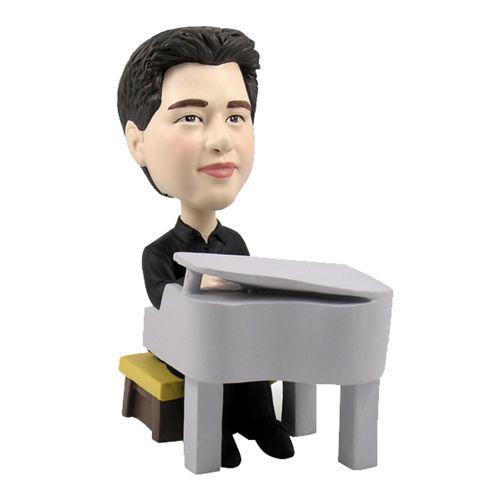 Photo 1 of Male Pianist Bobblehead