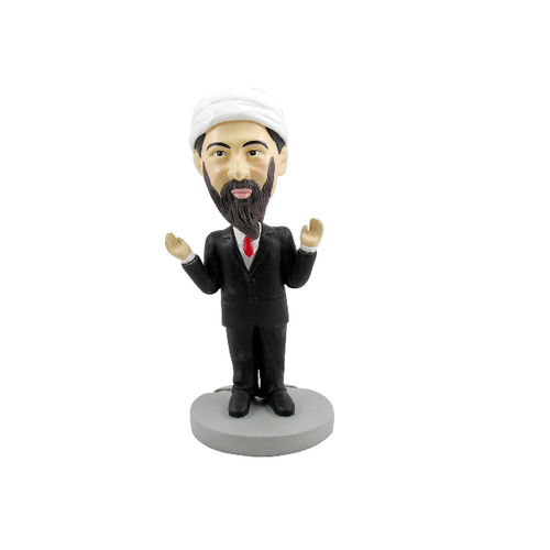 Photo 1 of Man In Suit Waving Arms Bobblehead
