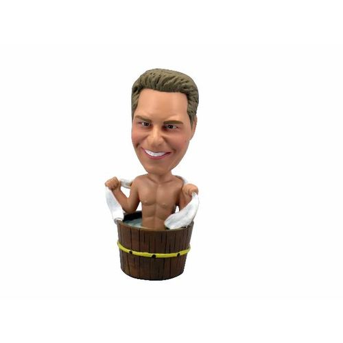 Photo 1 of Man In Tub Bobblehead