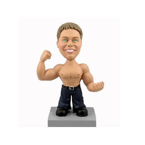 Photo 1 of Weightlifter Bobblehead