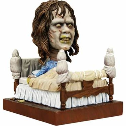 Photo 1 of The Exorcist Regan In Bed Head Knocker