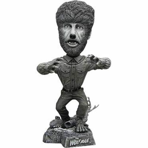 Photo 1 of Universal Monster B&w Wolfman Head Knocker