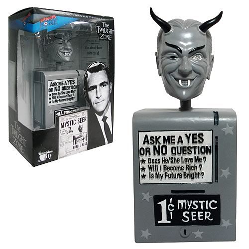 Photo 1 of The Twilight Zone Mystic Seer Bobble Head