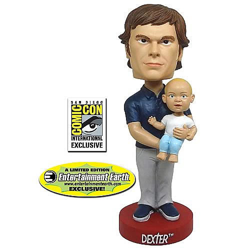 Photo 1 of Dexter With Harrison Bobble Head Case