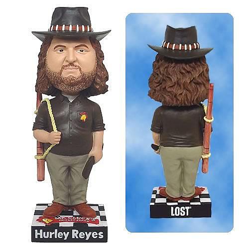 Photo 1 of Lost Hurley Reyes Bobble Head