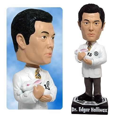 Photo 1 of Lost Dr. Edgar Halliwax Bobble Head