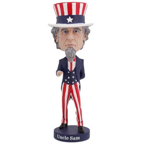 Photo of Uncle Sam Bobblehead