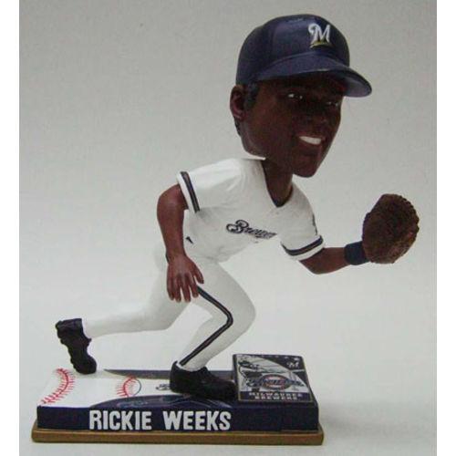 Photo 1 of Rickie Weeks Bobblehead