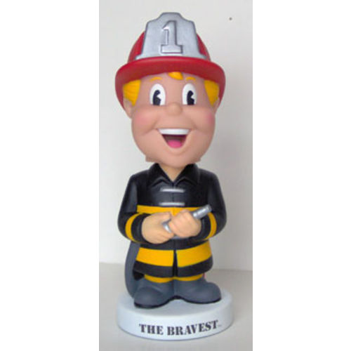 Photo 1 of Fireman Bobblehead