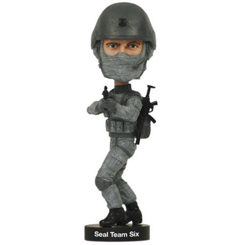 Photo 1 of Navy Seal Team Six Bobblehead