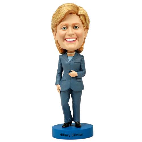Photo of Hillary Clinton V1 Bobblehead