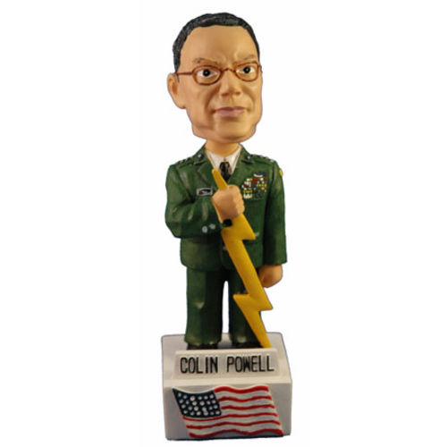 Photo 1 of General Colin Powell Bobblehead