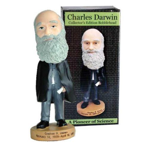 Photo 1 of Charles Darwin Bobblehead
