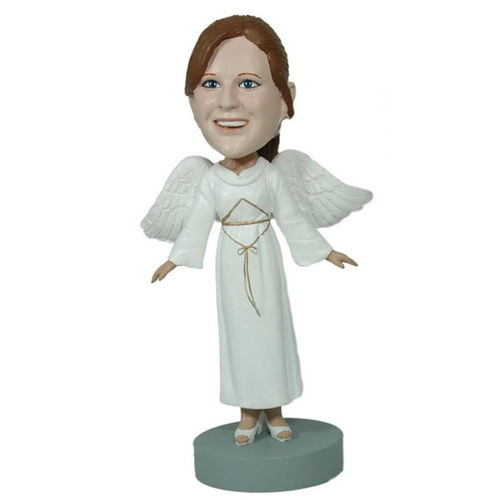 Photo 1 of Female Angel Bobblehead
