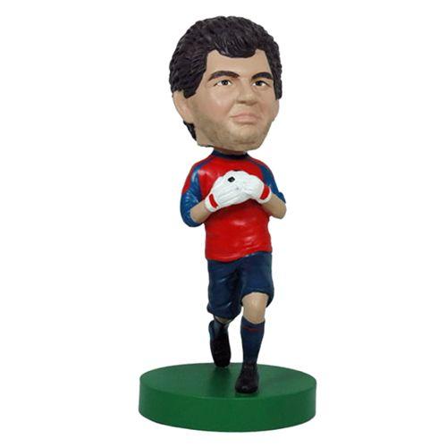 Photo 1 of Soccer Goalie Bobblehead