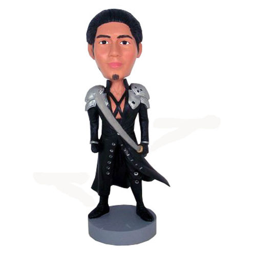 Photo 1 of Warrior With Sword Bobblehead