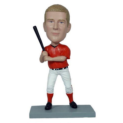Photo 1 of Right Handed Baseball Batter Bobblehead