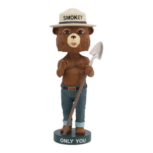 Photo 1 of Smokey Bear Bobblehead