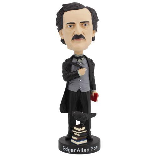 Photo of Edgar Allan Poe Bobblehead