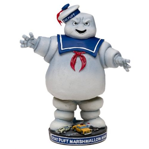 Photo 1 of Ghostbusters Head Knocker-stay Puft Marshmallow Man