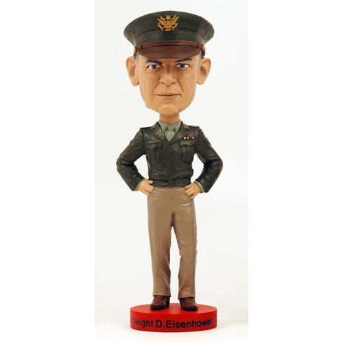 Photo of Dwight D. Eisenhower v1 Bobblehead