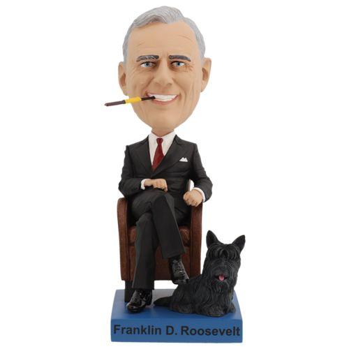 Photo 1 of Franklin Delano Roosevelt Bobblehead