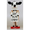 Thumb photo 1 of Chick-fil-A Cow Bobblehead - Special