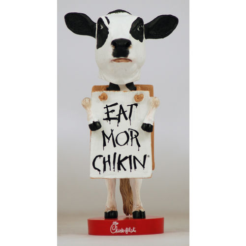 Photo 1 of Chick-fil-A Cow Bobblehead - Special