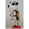 Thumb photo 2 of Chick-fil-A Cow Bobblehead - Special