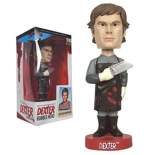 Photo 1 of Dexter Dark Passenger Bobblehead