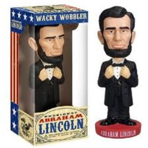 Photo 1 of Wacky Wobbler Abraham Lincoln