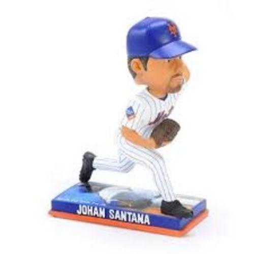 Photo 1 of Johan Santana Bobblehead New York Mets