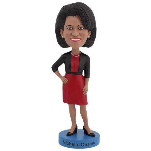 Photo of Michelle Obama Bobblehead
