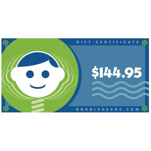 Photo 1 of $144.95 Gift Certificate