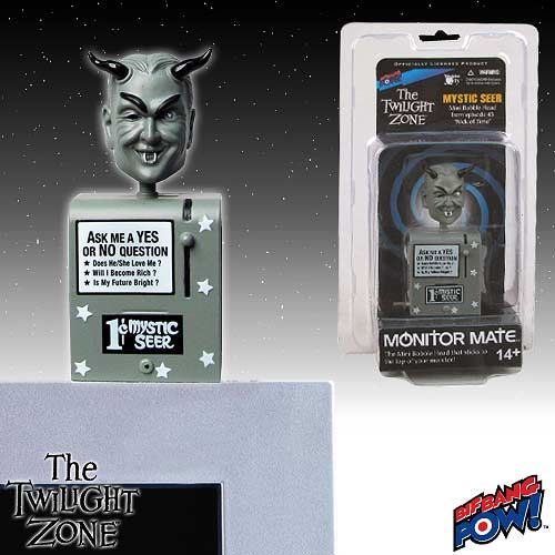 Photo 1 of The Twilight Zone Mystic Seer - Monitor Mate