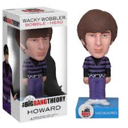 Photo 1 of Howard Bobblehead - The Big Bang Theory