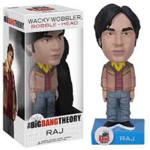 Photo 1 of Raj Bobblehead - The Big Bang Theory