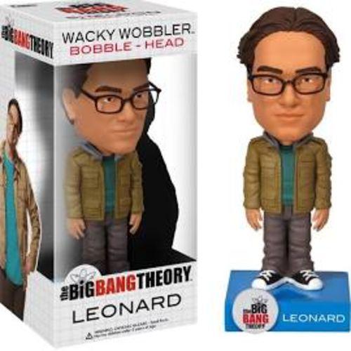 Photo 1 of Leonard  Bobblehead - The Big Bang Theory