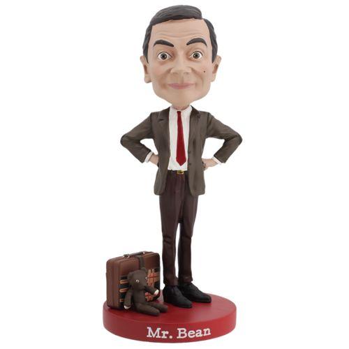 Photo 1 of RETIRED - Mr. Bean Bobblehead