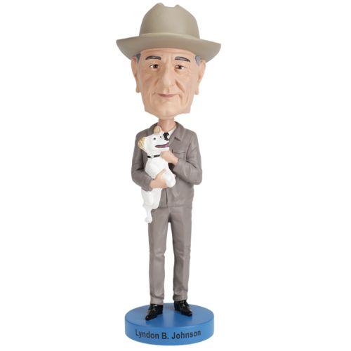Photo of Lyndon B. Johnson Bobblehead