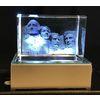 Thumb photo 1 of Laser Crystal LED Display Base - 9.5 cm