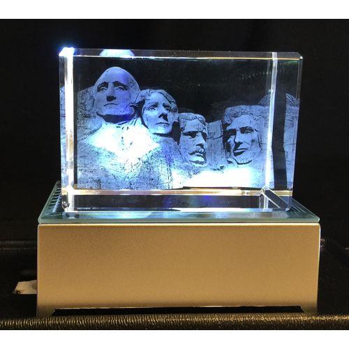Photo 1 of Laser Crystal LED Display Base - 9.5 cm