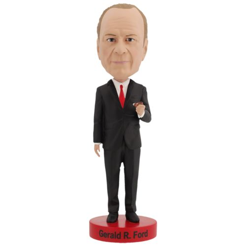 Photo of Gerald Ford Bobblehead