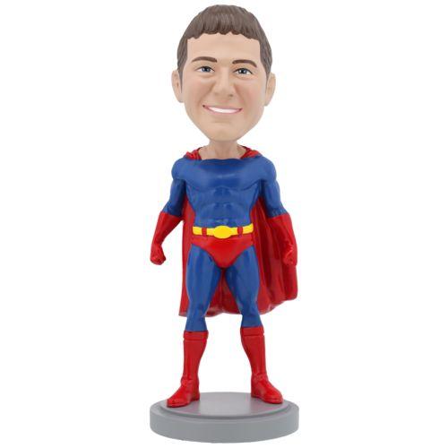 Photo of Male Superhero - Premium Figure Bobblehead