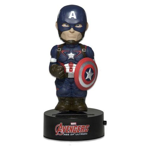 Photo 1 of NECA - Avengers: Age of Ultron – Captain America Body Knocker