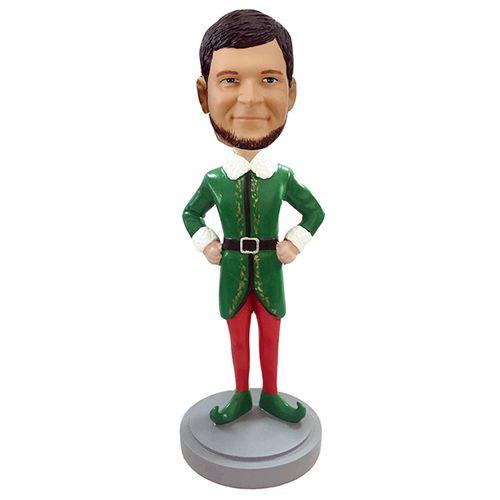 Photo 1 of Elf Male Bobblehead
